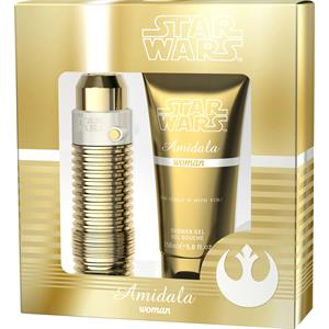 Image of Star Wars Damendüfte Amidala Geschenkset Eau de Toilette Spray 60 ml + Shower Gel 150 ml 1 Stk.