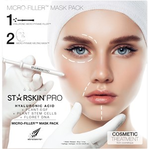 StarSkin - Gesicht - Hyaluronic Acid Face Mask Set