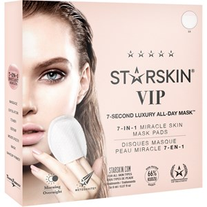 StarSkin - Facial care - VIP - All Day Mask Miracle Skin Mask Pads