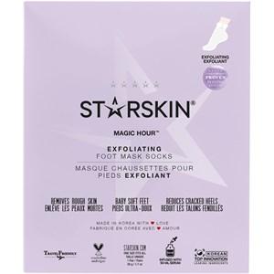StarSkin - Hands & Feet - Magic Hour Exfoliating Foot Mask Socks