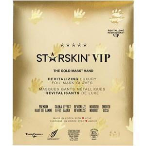 StarSkin - Hand & Fuß - VIP - The Gold Mask Revitalizing Hand Mask Gloves
