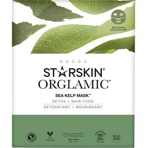 StarSkin - Tuchmaske - Sea Kelp Mask Leaf Face Mask