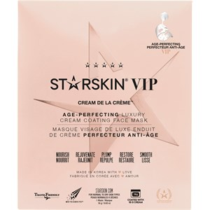 StarSkin - Tuchmaske - VIP -  Cream de la Crème Instantly Recovering Face Mask