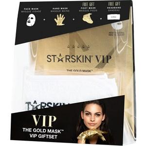 StarSkin - Tuchmaske - VIP - The Gold Mask Geschenkset
