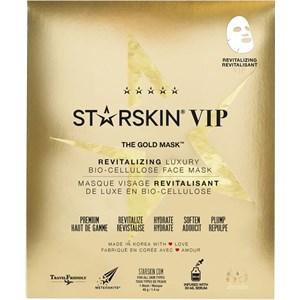 StarSkin - Tuchmaske - VIP - The Gold Mask Revitalizing Face Mask