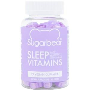 Sugarbearhair - Vitamin-Gummibärchen - Sleep Vitamins
