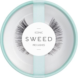 Image of Sweed Augen Wimpern Iconic Schwarz 2 Stk.