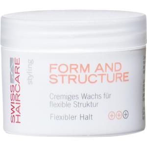 Image of Swiss Haircare Pflege Haarpflege Creme Wachs 50 ml