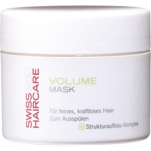 Swiss Haircare - Soin des cheveux - Volume Mask