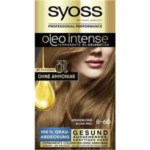 Syoss - Oleo Intense - Oleo Intense Permanente Öl-Coloration