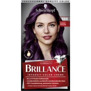 Brillance - Coloration - 888 Donker kers niveaus 3 Intensief-Color-crème