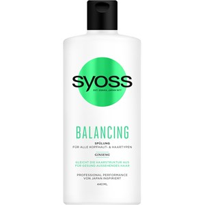 Syoss - Conditioner - Balancing Conditioner