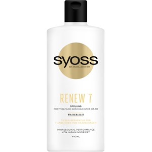 Syoss - Conditioner - Renew 7 Conditioner