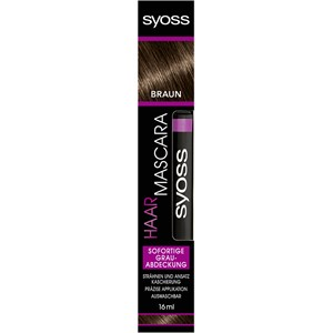 Syoss - Haar Mascara - Braun