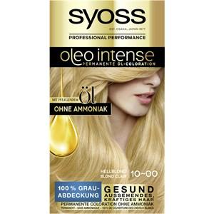 Syoss - Oleo Intense - 10-00 Hellblond Stufe 3 Öl-Coloration