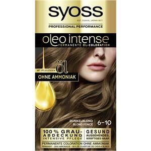 Syoss - Oleo Intense - Öl-Coloration