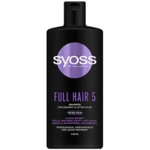 Syoss - Shampoo - Full Hair Shampoo