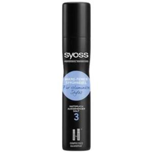 Syoss - Styling - Compressed Haarspray (Halt 3)