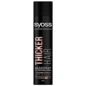 Syoss - Styling - Haarspray Texture & Fülle (Halt 4)
