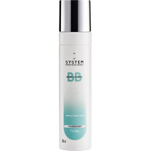 System Professional Energy Code - Beautiful Base - Amplifying Foam Delicate Volume Protection
