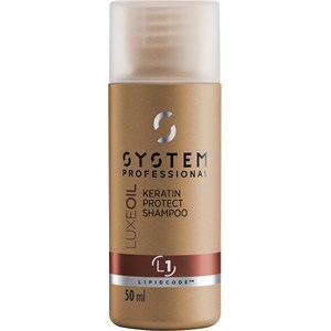 System Professional Energy Code - Luxe Oil - Keratin Protect Shampoo L1