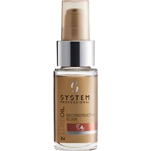 System Professional Energy Code - Luxe Oil - Reconstructive Elixir L4