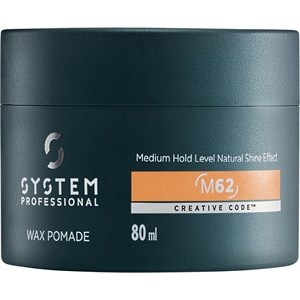 System Professional Energy Code - Man - Wax Pomade M62