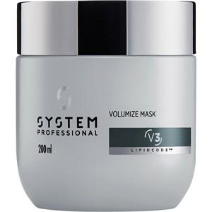 System Professional Energy Code - Volumize - Mask V3