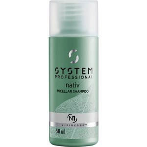 System Professional Lipid Code - Nativ - Micellar Shampoo N1