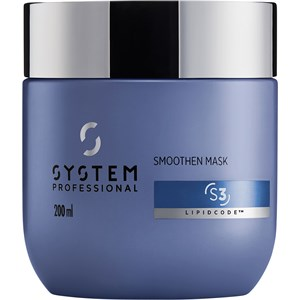System Professional Lipid Code - Smoothen - Mask S3