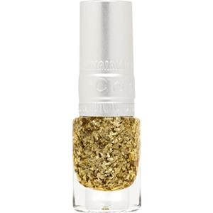 T. LeClerc Looks Chic & Gold Mini Nail Polish T...