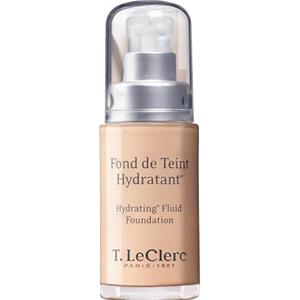 T. LeClerc Make-up Teint Hydrating Fluid Foundation Nr. 06 Dore