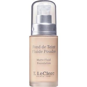 T. LeClerc Make-up Teint Matte Fluid Foundation Nr. 03 Beige Sable
