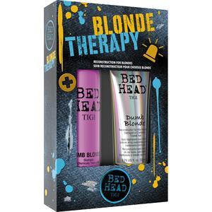 TIGI - Dumb Blonde - Blonde Therapy Set