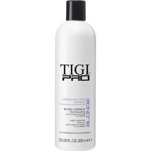 TIGI - Reinigung & Pflege - Luminious Blonde Shampoo