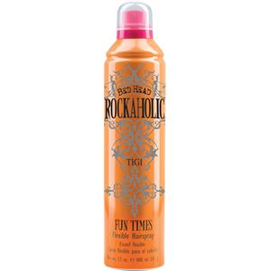 TIGI - Rockaholic - Fun Times Flexible Hairspray