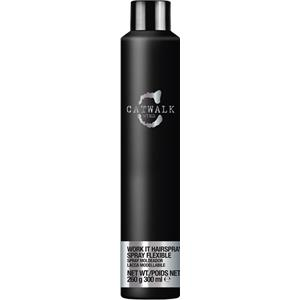TIGI - Styling & Finish - Work It Hairspray