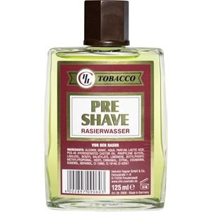 TOBACCO - Herrenpflege - Pre Shave Water