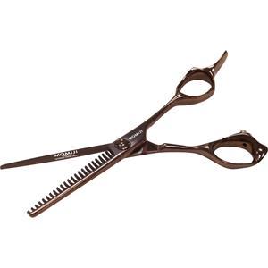 Image of TUFT Tools Friseurscheren Effilierschere Momiji Feel 5.5 Dark Rose Gold 1 Stk.
