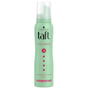 Taft - Schaumfestiger - Volumen Schaumfestiger für dünnes Haar (Halt 5)