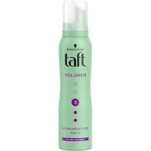 Taft - Schaumfestiger - Volumen Schaumfestiger für alle Haartypen (Halt 3)