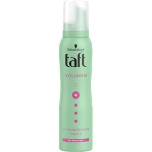Taft - Schaumfestiger - Volumen Schaumfestiger für feines Haar (Halt 4)