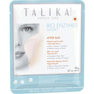 Talika - Gesicht - Bio Enzymes Mask After Sun
