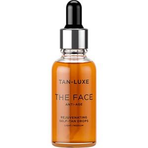 Tan-Luxe - Self-tanners - The Face Anti-Age Light-Medium