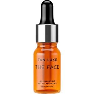 Tan-Luxe - Self-tanners - The Face Light-Medium