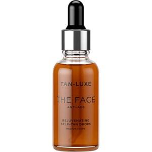 Tan-Luxe - Self-tanners - The Face Medium-Dark