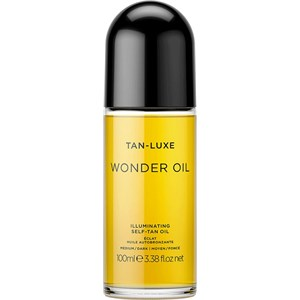 Tan-Luxe - Self-tanners - Face Wonder Oil Medium-Dark