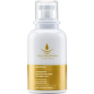 Tautropfen - Amaranth Anti-Age Solutions - Fortifying Face Emulsion