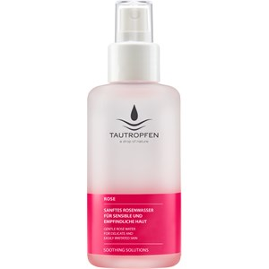 Tautropfen - Rose Soothing Solutions - Eau de rose douce