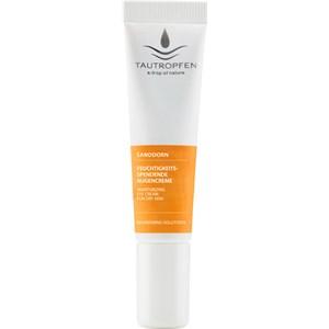 TAUTROPFEN - Sanddorn Nourishing Solutions - Feuchtigkeitsspendende Augencreme
